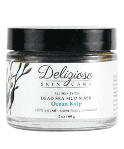 Ocean Kelp Dead Sea Mud Mask Delizioso