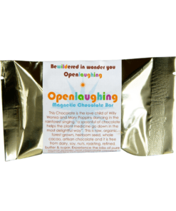 Open Laughing - Charismatic Chocolate Bar Living Libations
