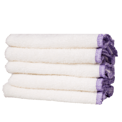 Organic Hemp Face Cloths