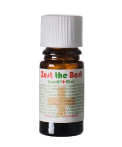 Zest the best living libations 5 ml