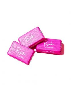 raaka pink sea salted mini,s