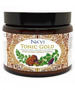 Na´Vi Organics - Tonic Gold 3 - Herbal Coffee - Immune Boosting Antioxidant Elixir