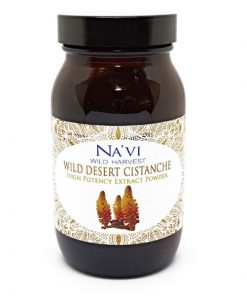 Navi Organics - full spectrum desert cistanche extract powder 1