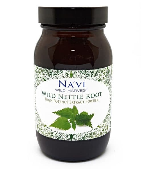 Na´Vi Organics - Full Spectrum Nettle Root Extract Powder 1