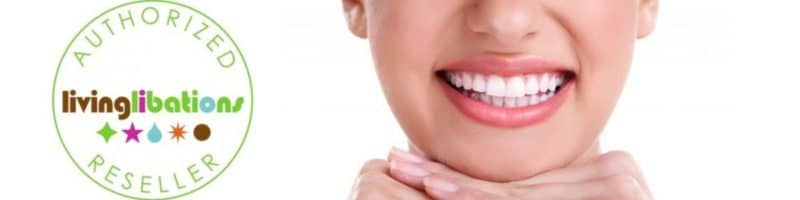 Dental Care - Tooth Serums - Living Libations
