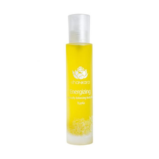 100 ml Energizing Body Oil - Natural Ayurveda Skincare