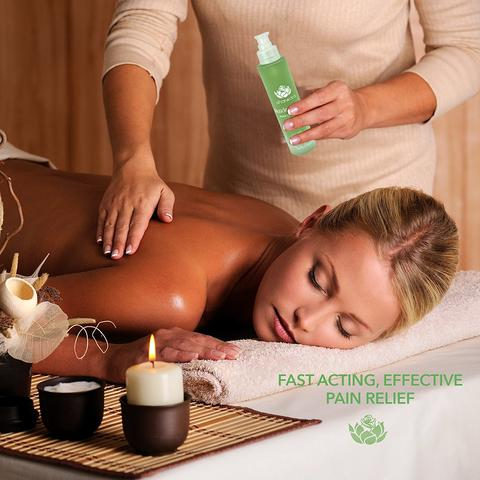 Muscle release oil - Natural Ayurveda Skincare