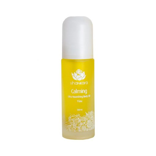 Soothing Body Oil 30 ml - Natural Ayurveda Skincare