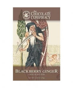 Chocolate Conspiracy Blackberry Ginger 73% Cacao-1