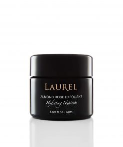 Laurel Skin - Almond Rose Exfoliant - Hydrating Nutrients