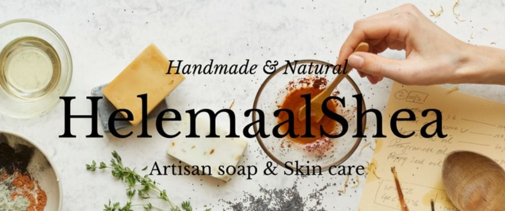 About HelemaalShea | Natural & Handmade Soap and Shampoo Bars