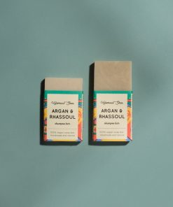 Helemaalshea - Argan & Rhassoul Shampoo Bar - Mini 2