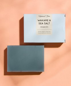 Helemaalshea - Wakame & Sea Salt Shampoo Bar 2