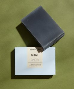 Helemaalshea -Birch Shampoo Bar 2