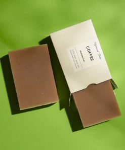 Helemaalshea - Coffee Shampoo Bar2