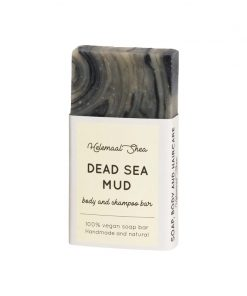 Helemaalshea - Dead Sea Mud Body & Shampoo Bar - Mini1