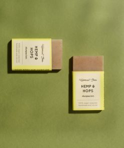 Helemaalshea - Hemp & Hops Shampoo Bar - mini2