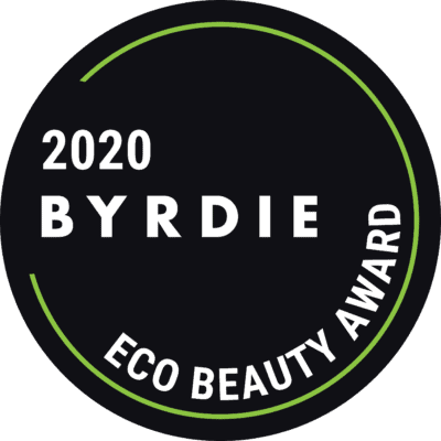 2020 Byrdie Eco Beauty Award