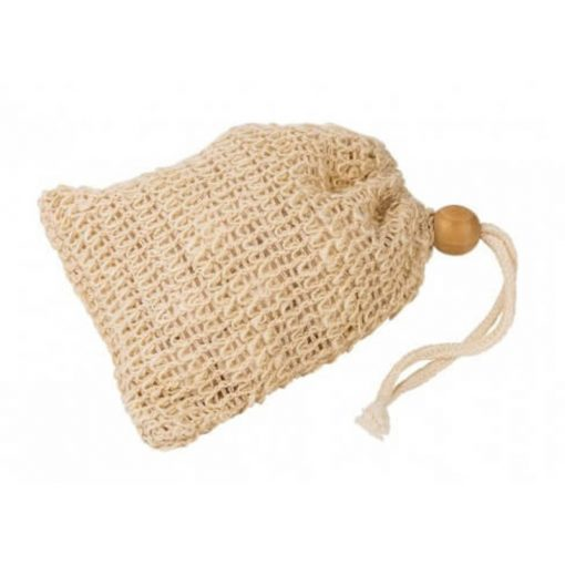 Helemaalshea - Sisal Soap Bag