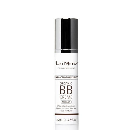 La Mav - Certified Organic BB Creme - Medium 1