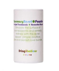 Living Libations Rosemary Reset Powder