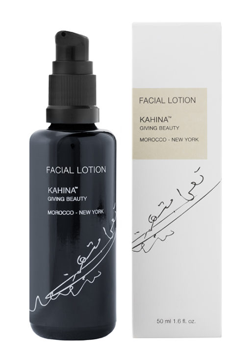 Kahina Giving Beauty - Facial Lotion