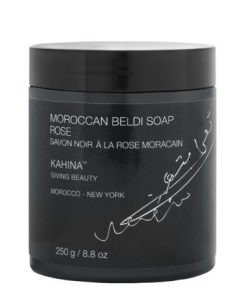 Kahina Giving Beauty - Moroccan Rose Beldi Soap