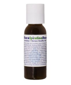 Living Libations True Blue Spirulina Shampoo