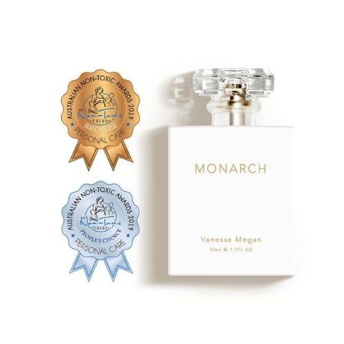vanessa Megan Skincare MONARCH 100% NATURAL PERFUME (1)