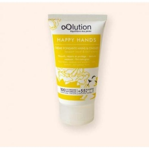 Oolution - Happy Hands - Soft Hand & Nail Cream 2
