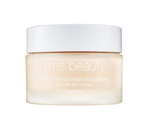 MRS Beauty - Un cover Up 00 Cream Foundation