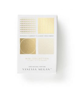 Vanessa Megan - 100% Natural Mini Perfume Collection1