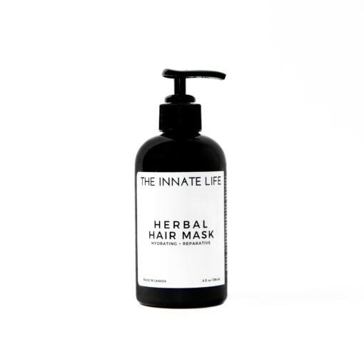 The Innate Life -8 oz Herbal Hair Mask