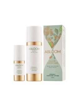 Abloom 2 organic soothing lotion
