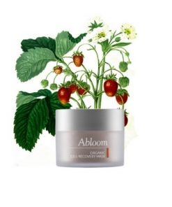 Abloom Skincare - Organic Cell Recovery Mask1