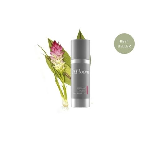 Abloom Skincare - Organic Miracle Treatment Oil1