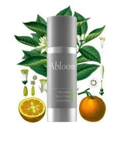 Abloom skincare - Organic Purifying Cleanser 1
