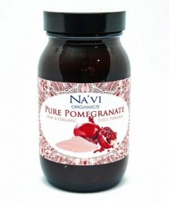 Na'vi organics 1 Organic Raw Pomegranate Juice Powder