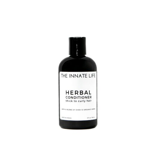 The Innate life - 8 oz Herbal Conditioner for thick to curly hair