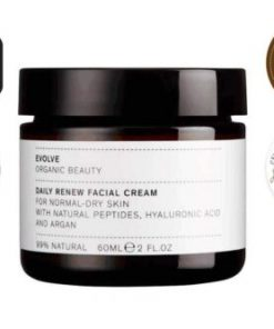 Evolve Organic Beauty 1 daily renewal facial cream