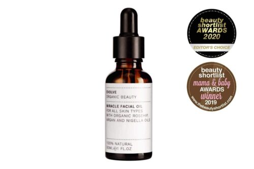 Evolve Organic Beauty 1 miracle facial oil