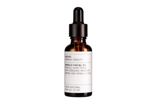 Evolve Organic Beauty 2 miracle facial oil