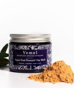 Vemel Skincare - Super Fruit Powered Clay Mask 1
