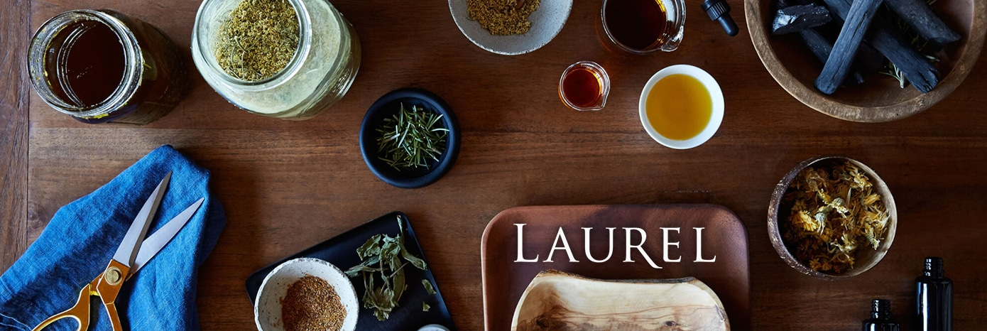 Laurel skincare from seed to bottle