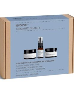 Evolve Organic Beauty - 1 Discovery Box-Skincare Bestsellers