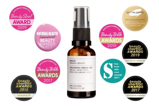 Evolve Organic Beauty - 4 Discovery Box-Skincare Bestsellers