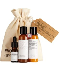 Evolve Organic Beauty - Organic Haircare Essentials (Giftset)