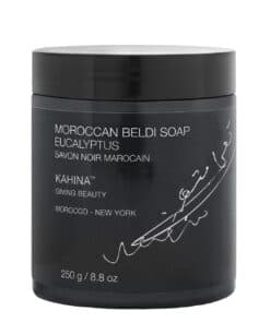 kahina giving beauty moroccan beldi soap eucalyptus