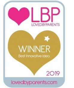 Curlyellie - winner lovedbyparents 2019