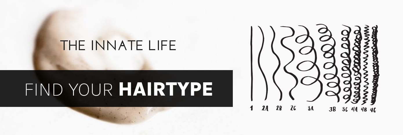 The innate life find your hairtype